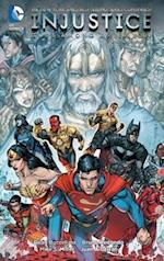 Injustice Gods Among Us Year Four 1 af Brian Buccellato