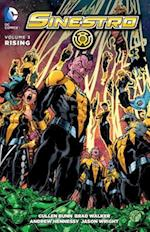 Sinestro 3 af Cullen Bunn