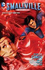 Smallville Season 11 TP Vol 8 Chaos af Bryan Q. Miller
