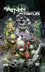 Batman / Teenage Mutant Ninja Turtles 1 (The Batman)