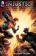 Injustice Gods Among Us Year One af Tom Taylor