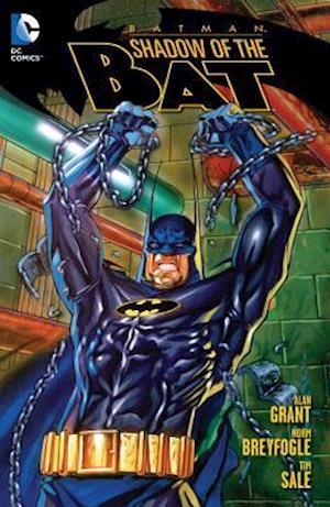 Batman Shadow Of The Bat Vol. 1