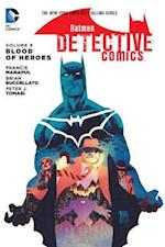 Batman Detective Comics 8 af Peter J. Tomasi
