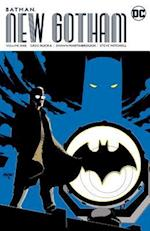 Batman New Gotham 1 (The Batman)