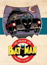 Batman The Golden Age Omnibus HC Vol 2 af Bob Kane