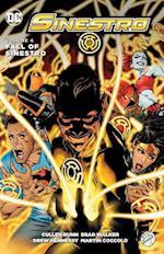 Sinestro 4 af Cullen Bunn