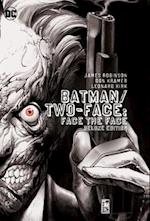 Batman Two Face Face The Face Deluxe Edition HC af James Robinson
