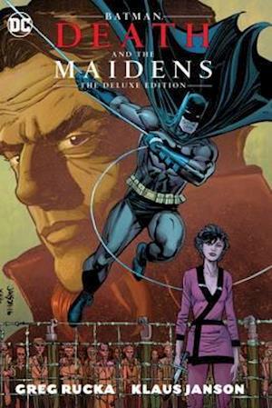 Bog, hardback Batman Death & the Maidens af Greg Rucka