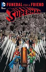 Superman Funeral For A Friend TP