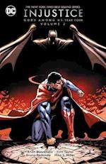 Injustice Gods Among Us Year Four 2 af Brian Buccellato