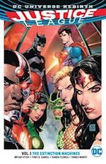 Justice League 1 af Bryan Hitch