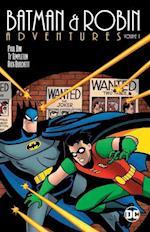 The Batman & Robin Adventures 1 (The Batman)