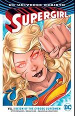 Supergirl TP Vol 1 Reign of the Cyber SuperMen (Rebirth) af Steve Orlando