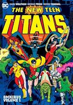 The New Teen Titans Omnibus 1 (The New Teen Titans)