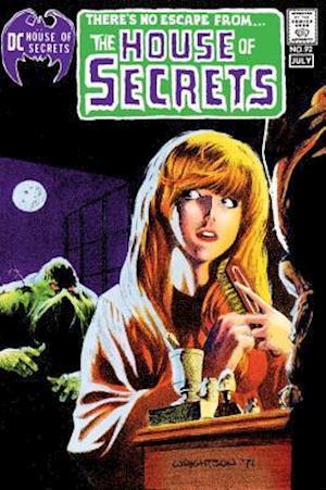 Bog, paperback DC Horror House of Secrets HC  Vol 1 af Len Wein