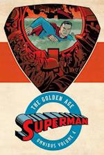 Superman the Golden Age Omnibus 4 (Superman the Golden Age)