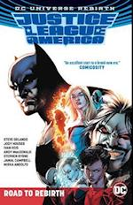 Justice League of America (Jla (Justice League of America), nr. 1)