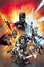 Justice League of America TP Vol 1 (Rebirth) af Steve Orlando