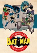 Batman the Golden Age Omnibus 4 af Bob Kane