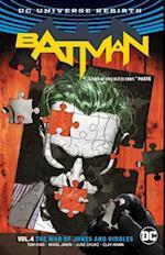 Batman Vol. 4 The War Of Jokes And Riddles (Rebirth) af Tom King