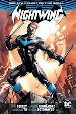 Nightwing Rebirth 1 (Nightwing the Rebirth)