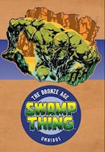 Swamp Thing the Bronze Age Omnibus 1