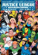 Justice League International Omnibus 1 af Keith Giffen
