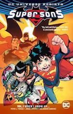 Super Sons Vol. 1 (Rebirth) af Peter J. Tomasi