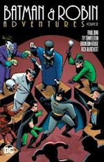Batman & Robin Adventures 2 (The Batman)