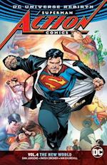 Superman - Action Comics 4 - Rebirth af Dan Jurgens
