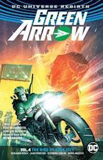 Green Arrow Vol. 4 The Rise Of Star City (Rebirth)
