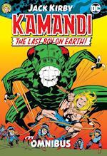 Kamandi by Jack Kirby Omnibus (Kamandi)