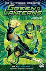 Green Lanterns 4 (Green Lantern)