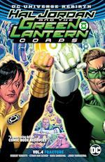 Hal Jordan and the Green Lantern Corps 4 - Rebirth af Robert Venditti
