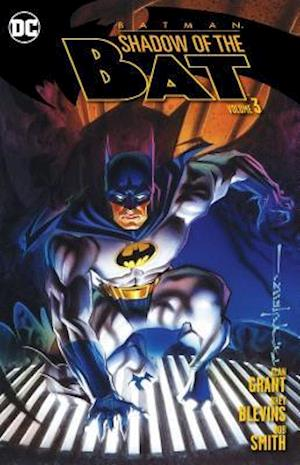 Bog, paperback Batman Shadow of the Bat 3 af Alan Grant