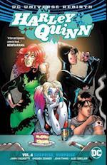 Harley Quinn 4 - Rebirth af Jimmy Palmiotti