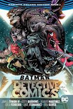 Batman Detective Comics (Batman Detective Comics The Rebirth)