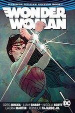 Wonder Woman Rebirth 1 (Wonder Woman)