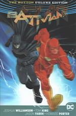 Batman/The Flash The Button Deluxe Edition (International Version) af Tom King