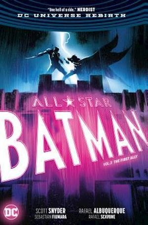 All-Star Batman Volume 3