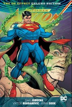 Bog, hardback Superman - Action Comics - the Oz Effect af Dan Jurgens