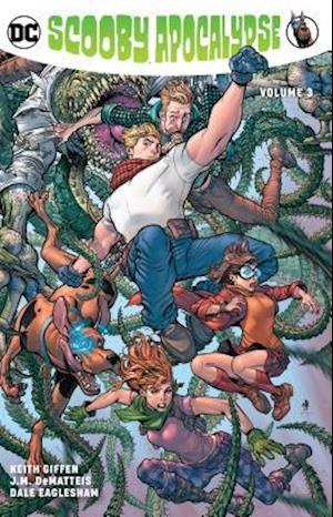 Bog, paperback The Scooby Apocalypse 3 af Keith Giffen