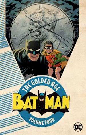 Bog, paperback Batman The Golden Age Vol. 4 af Various