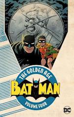 Batman the Golden Age 4 af Various