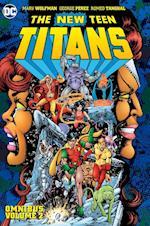 The New Teen Titans Omnibus 2 (The New Teen Titans)