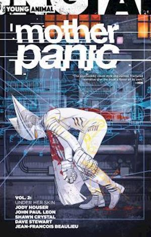 Bog, paperback Mother Panic Vol. 2 Under Her Skin af Jody Houser