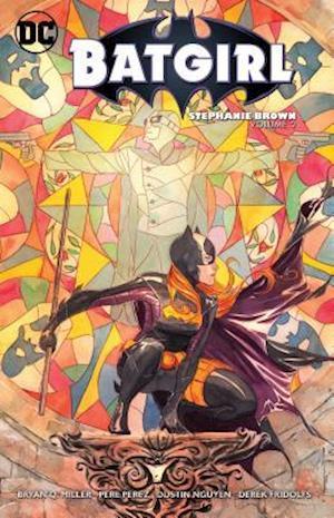 Bog, paperback Batgirl - Stephanie Brown 2 af Bryan Q. Miller