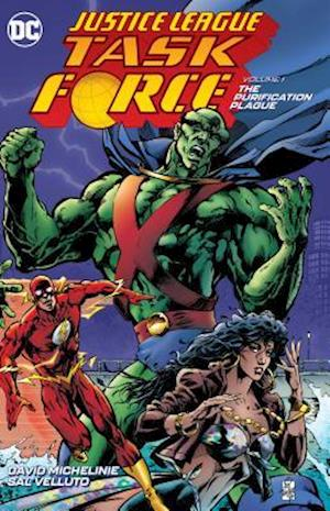 Justice League Task Force Volume 1