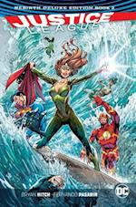 Justice League af Bryan Hitch
