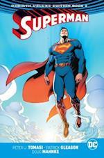Superman af Peter J. Tomasi, Patrick Gleason